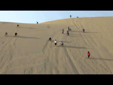 Singing Sand Dunes, Qatar