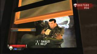 The Punisher Gameplay PC HD