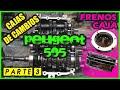 PARTE 3 - PEUGEOT 505 - Cambiar frenos de caja - Comparación BA7/4 y BA7/5!! - Fontanadrift cap.54