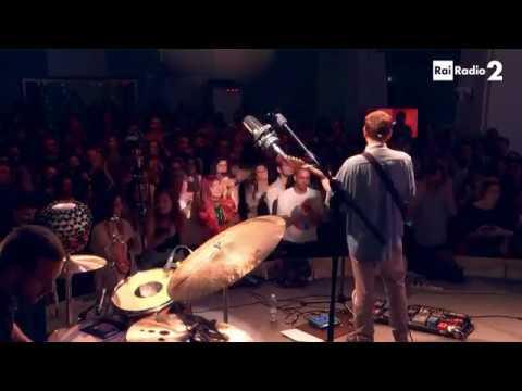 Giorgio Poi: Live @ Radio 2