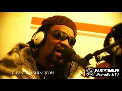 GLEN WASHINGTON - Freestyle at PartyTime 2012