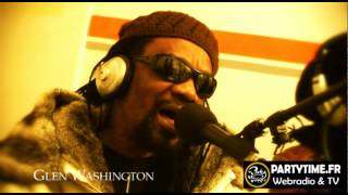GLEN WASHINGTON - Freestyle at PartyTime 2012