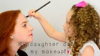 My Daughter Does My Makeup! Thumbnail