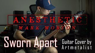 Mark Morton - Sworn Apart ft. Jacoby Shaddix (2019 Guitar Cover) by Arther Metalist
