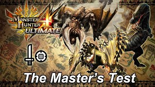 MH4U The Master