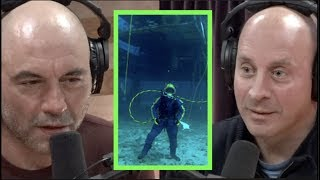 Garrett Reisman Lived at the Bottom of the Ocean for 2 Weeks | Joe Rogan
