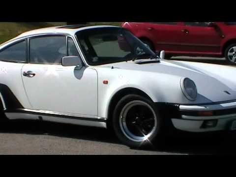 Old Porsche 911 Veteran