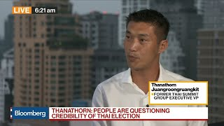 People Are Questioning Credibility of Thai Election, Says Future Forward Party Leader
