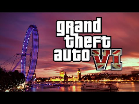 Report: GTA 6 To Be In LONDON!! - Grand Theft Auto 6 Update