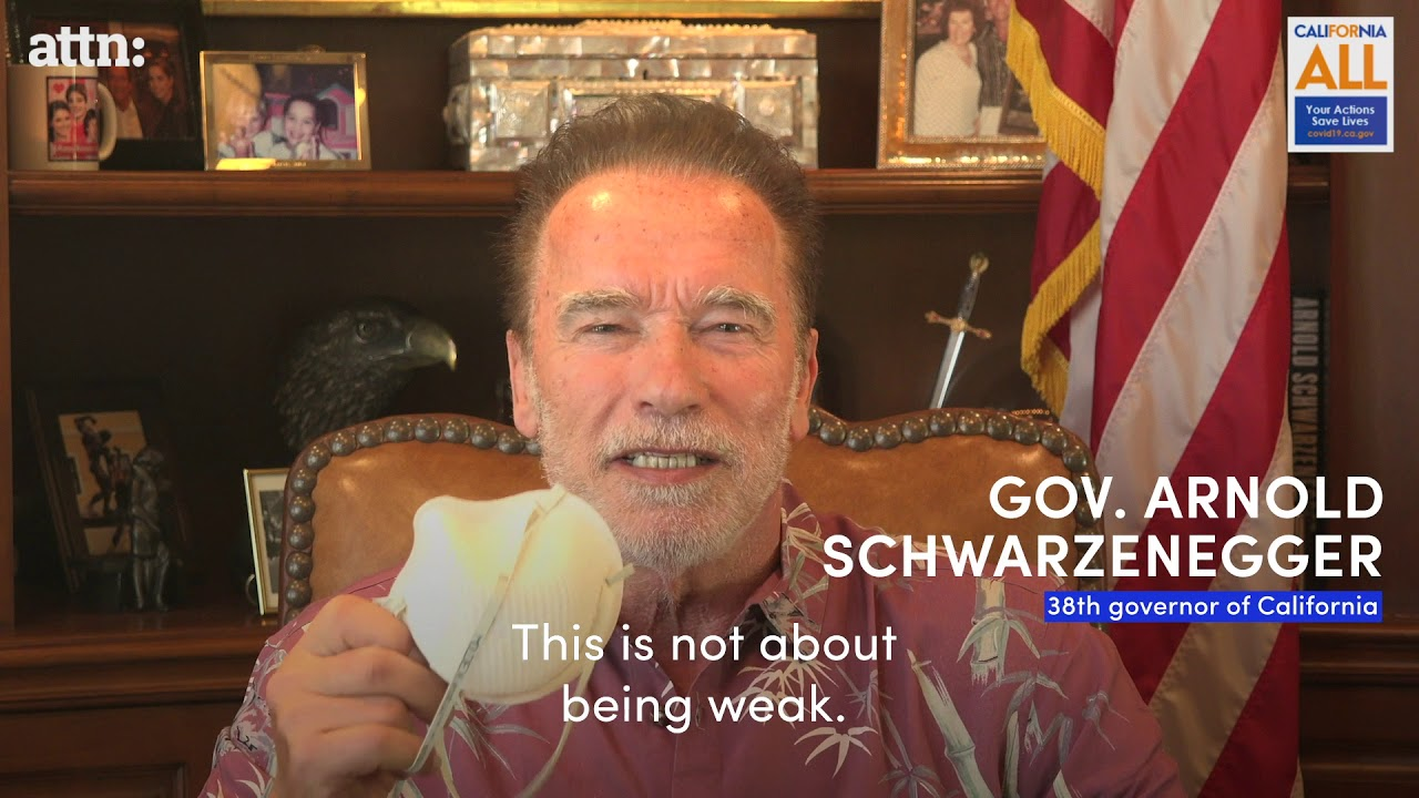 All 5 living California governors agree: wear a mask, do your part, save lives