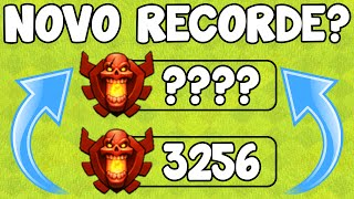 Clash Of Clans | NOVO RECORDE? SERÁ QUE CONSEGUI SUPERAR O MEU ANTIGO RECORDE DE TROFÉUS?
