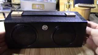 GOgroove BlueSYNC BXL Portable Bluetooth Speaker Review