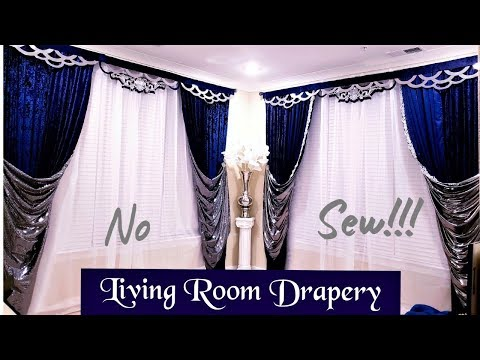 diy-no-sew-living-room-curtain-idea---curtain-idea-for-living-rooms