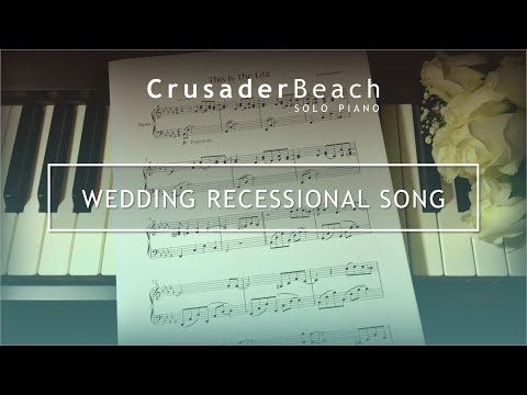 Wedding Recessional Songs 2017.Wedding Recessional Song Music For Bride And Groom Exit Best