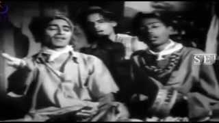 Wanan Tha Wanan Tha - Bulo C  Rani - ABANA - Kaan Mohan, Sheila Ramani, Sadhana - Sindhi Movie