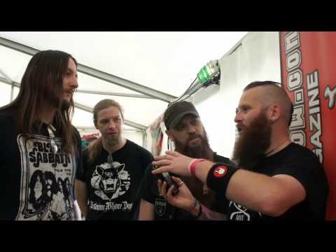 Morass Of Molasses Bloodstock Festival Interview 2015