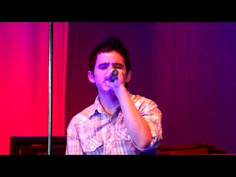 David Archuleta St. George 3/24 Somebody Out There