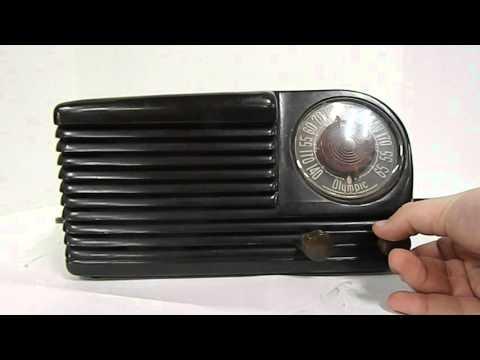 Olympic Radio Model 6-501