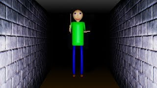 REMASTERED BALDI IS TOO MUCH - Baldi's Basics in Education and Learning (Unreal Engine)