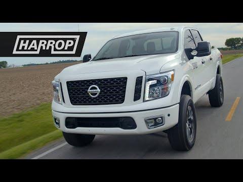 Nissan Titan | Harrop TVS2300 Supercharged