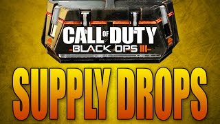 "SUPPLY DROPS CONFIRMED IN BLACK OPS 3! ""Black Market"" Details!"