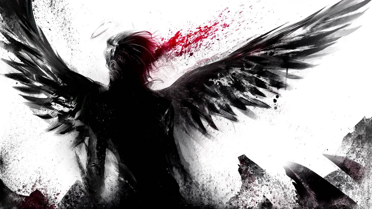 Celldweller i can 39 t wait metal revision by paul udarov - Dark angel anime wallpaper ...