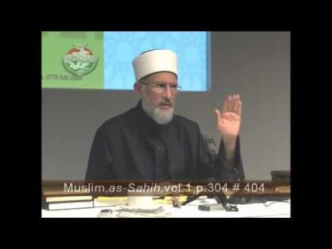 The Science Of Hadith Classification 1/1 English Lecture