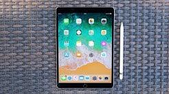 "iPad Pro 10.5"" Langzeit Review"