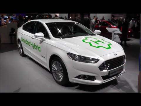 ford mondeo hybrid 2015 in detail review walkaround interior exterior youtube. Black Bedroom Furniture Sets. Home Design Ideas