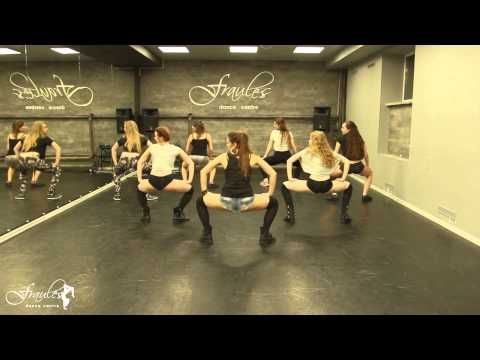New twerk choreo on song Eric Bellinger – Focused On You  Maru