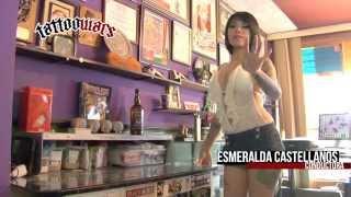 Tattoo Wars Mexico® Epsiodio 4 Temporada 1 Craneos Rosas y Dagas Tradicional