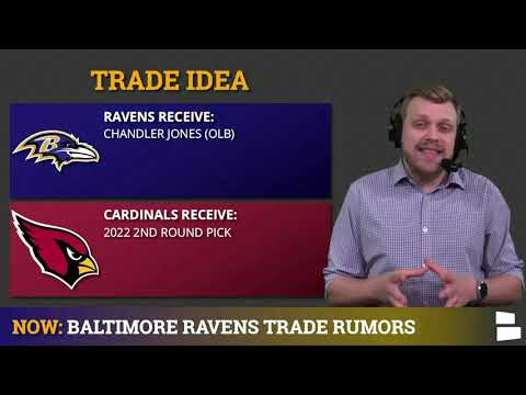 The Ravens should absolutely explore a trade for Chandler Jones