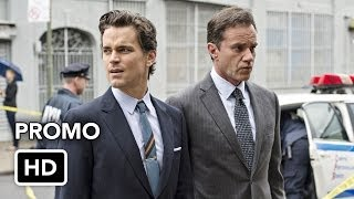 "White Collar 5x03 Promo ""One Last Stakeout"" (HD)"