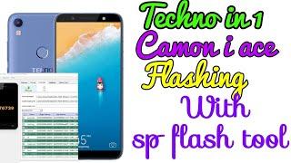 Tecno Camon Ia5 Flash File