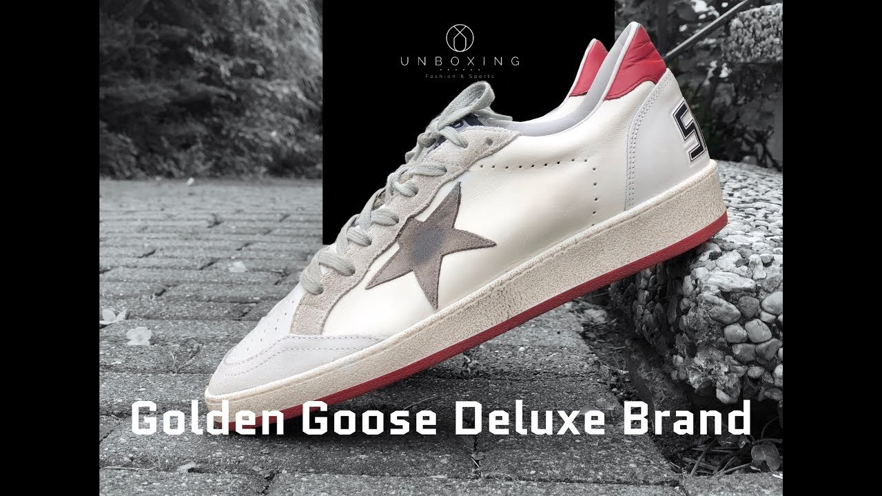 golden goose ballstar