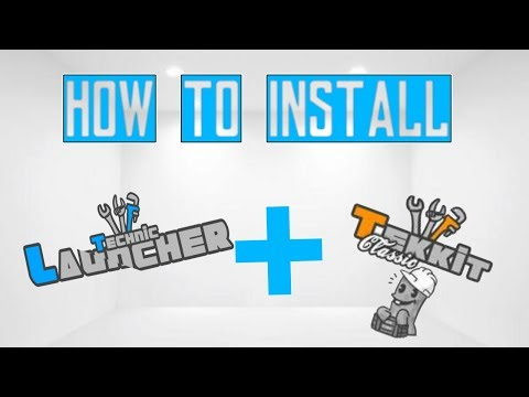 How To Install Tekkit Classic And Technic Launcher