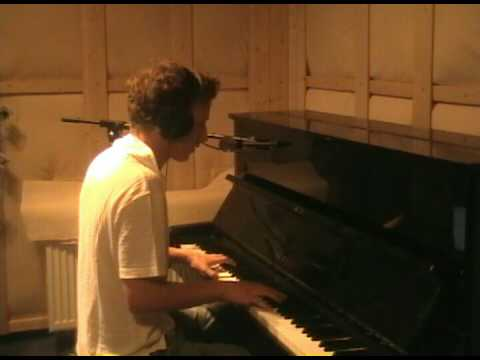 Kids (MGMT) piano cover
