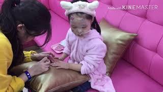 Kids&beauty shop 키즈뷰티샵에서 예뻐져요