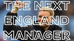 The next England manager?