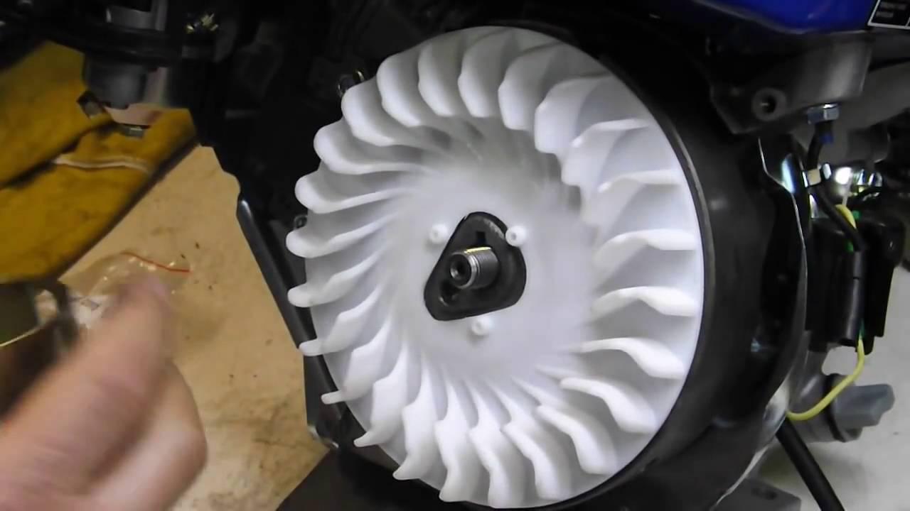 Катушка освещения на двигатель лифан своими руками фото 959