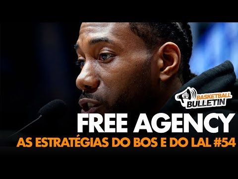 Mercado da NBA, as Negociações do Lakers e do Celtics | Basketball Bulletin #54