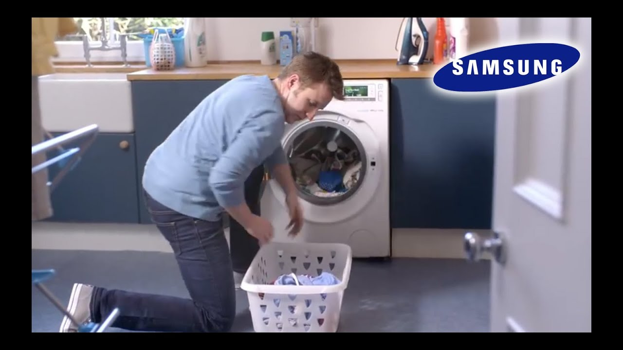 Samsung Addwash Advert Youtube