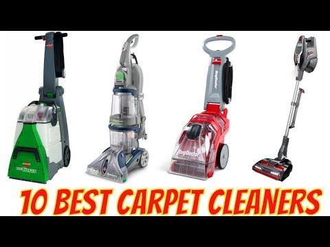 10 Best Carpet Cleaners | Best Carpet Cleaners to Buy #CarpetCleaners