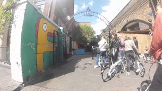 London Street Bike Tour for two- 30 second Review.