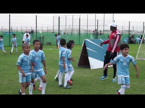 Festival in Academy Baniyas for Abu Dhabi Sports