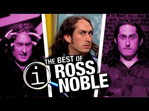 QI | Ross Noble's Best Moments