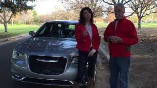 2015 Chrysler 300 : His Turn - Her Turn with Lauren Fix and Paul Brian