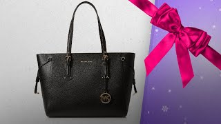 Great Michael Kors Voyager Tote Gift Ideas / Countdown To Christmas 2018! | Christmas Gift Guide
