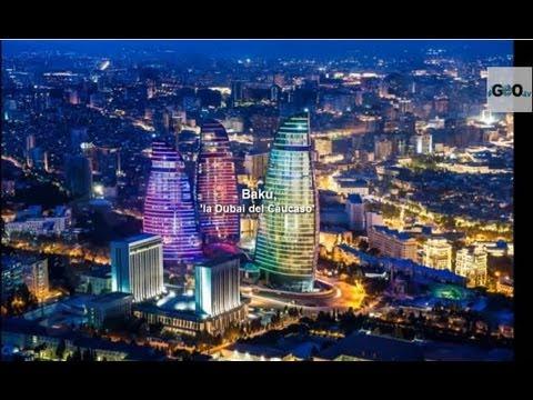 Baku, Capital´s Azerbaijan [IGEO TV]