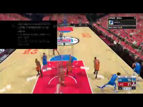 Doing NBA Replays (Not talking )